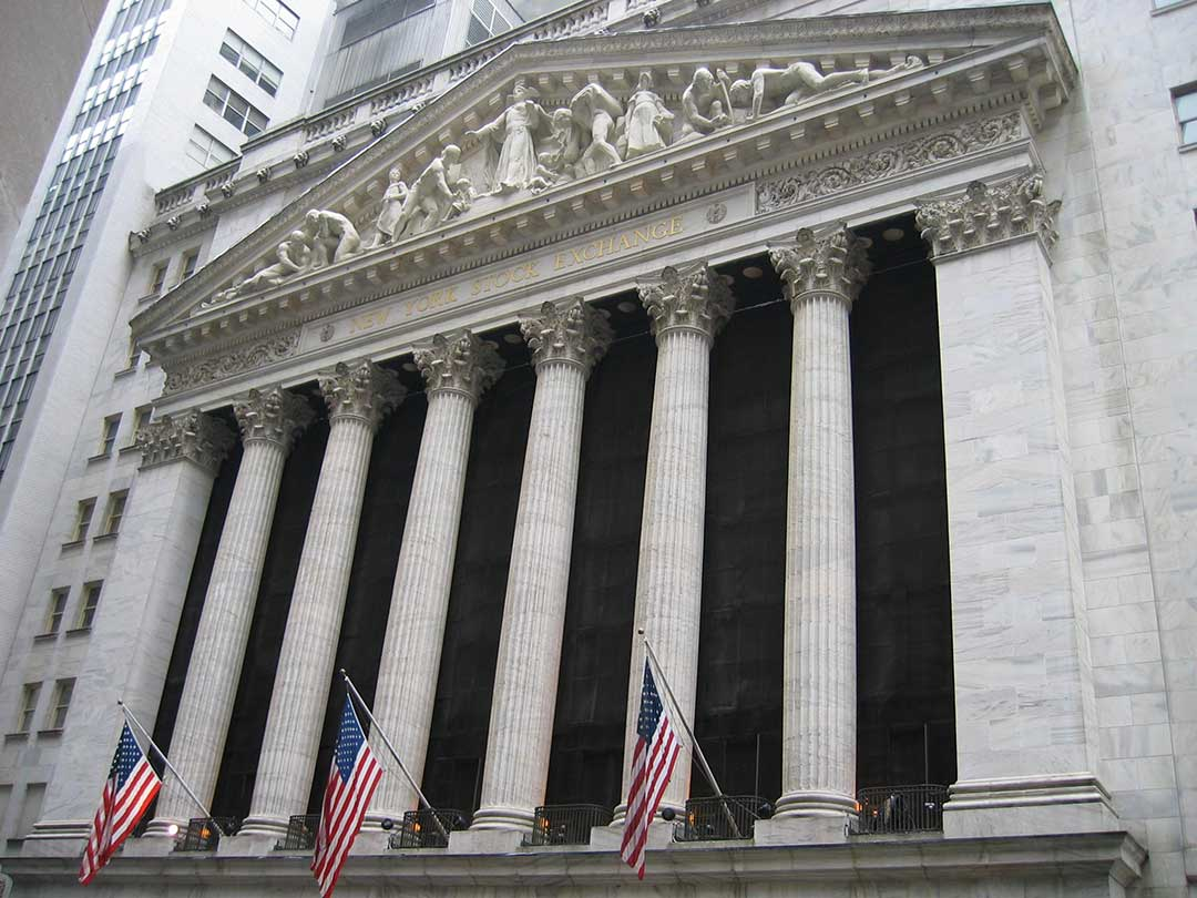 NYSE - Нью-Йоркская фондовая биржа