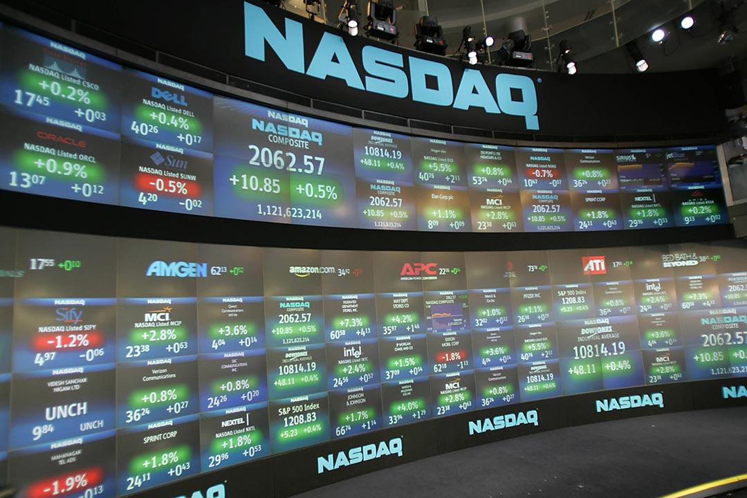 Торговля акциями на бирже Nasdaq