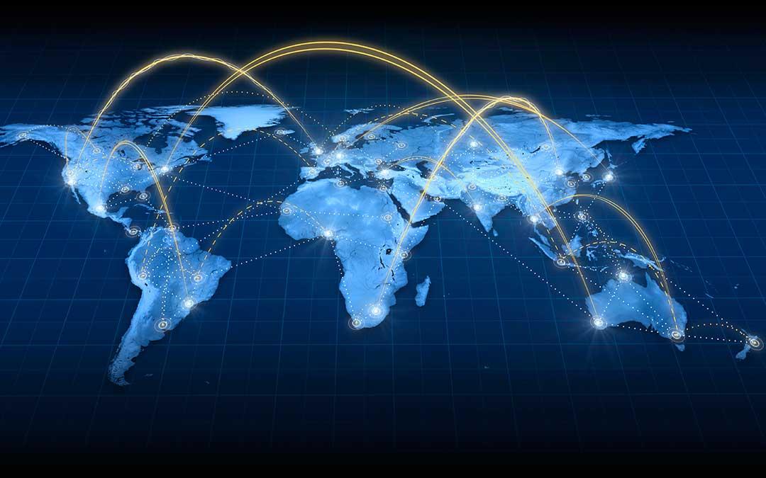 Развитие международной торговли в 2017 году