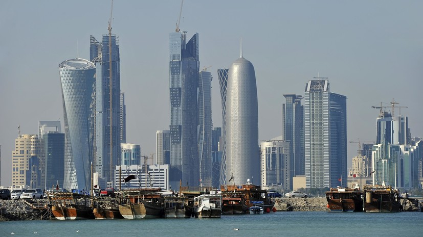 Последствия выхода Катара из ОПЕК 1