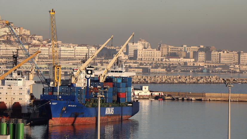 108 - Рост объема торговли между Россией и Алжиром