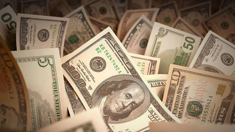 123 - Государственный долг США впервые достиг $22 трлн