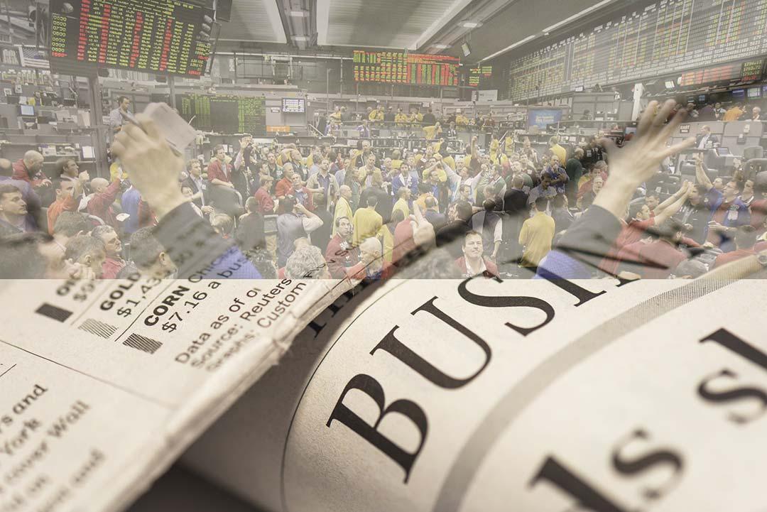 биржевая газета