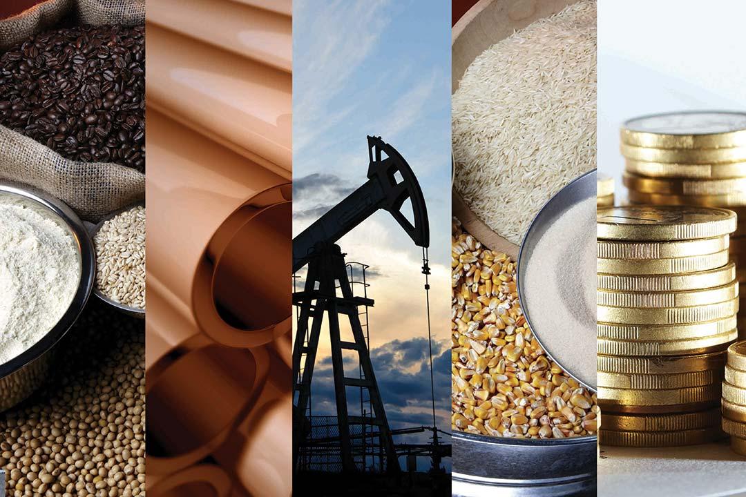 Сырьевые товары и товарные фьючерсы 1